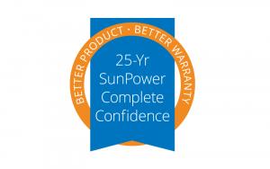 SunPower Warranty 25-Yr Complete Confidence